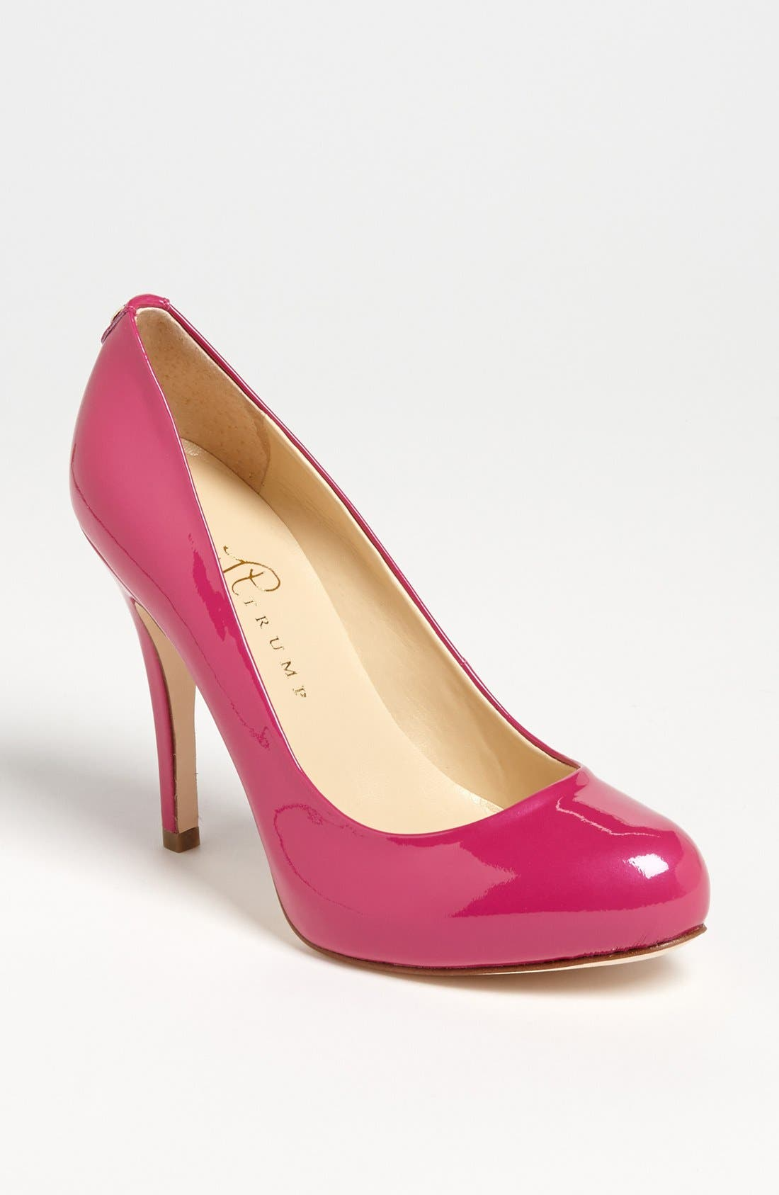 Alternate Image 1 Selected - Ivanka Trump 'Pinkish' Platform Pump