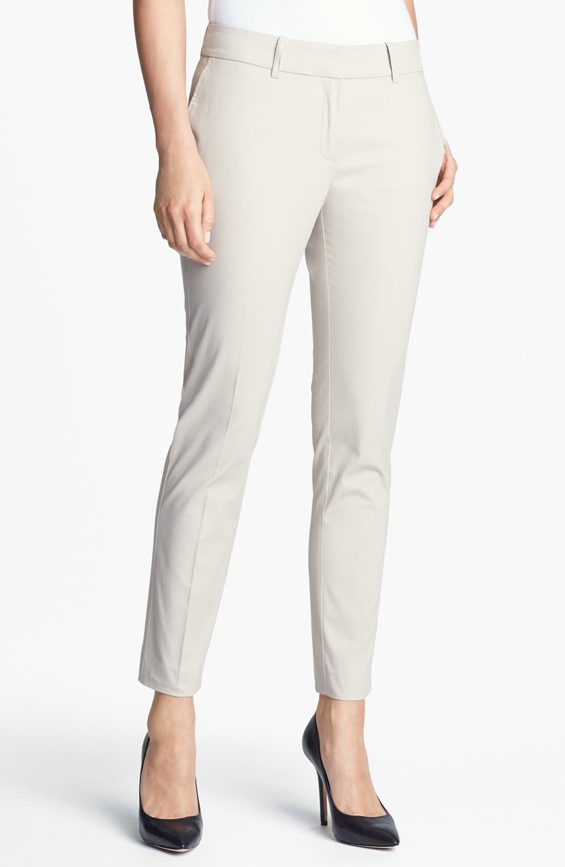 Alternate Image 1 Selected - Lafayette 148 New York Ankle Pants