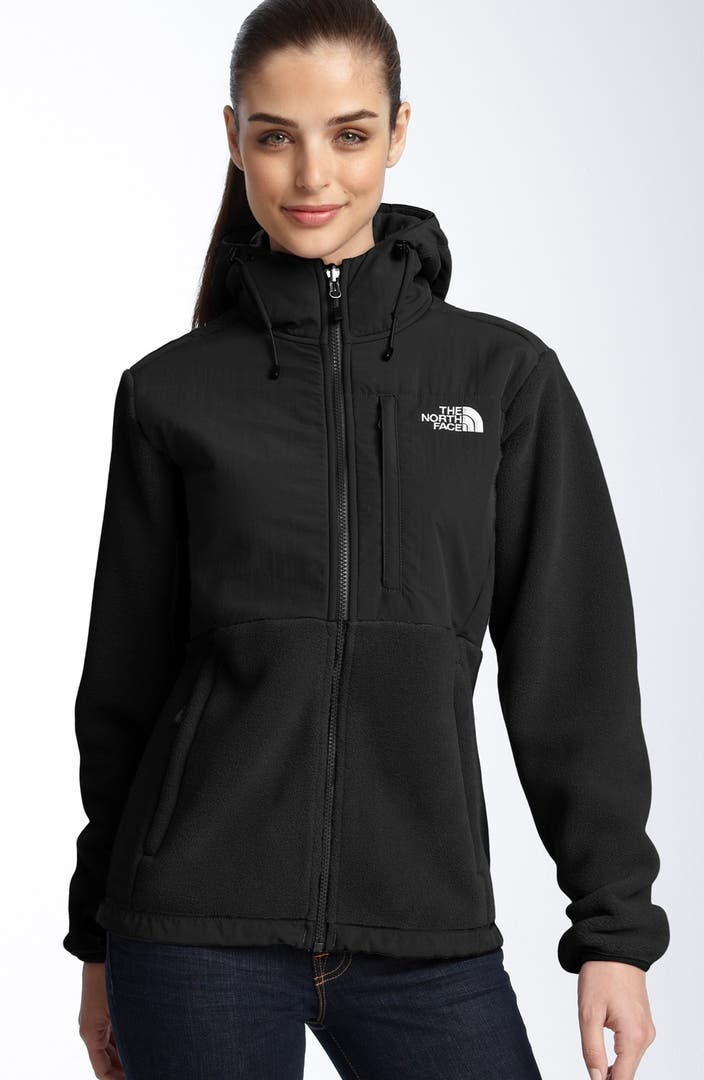 The North Face Denali Hooded Jacket Online Only