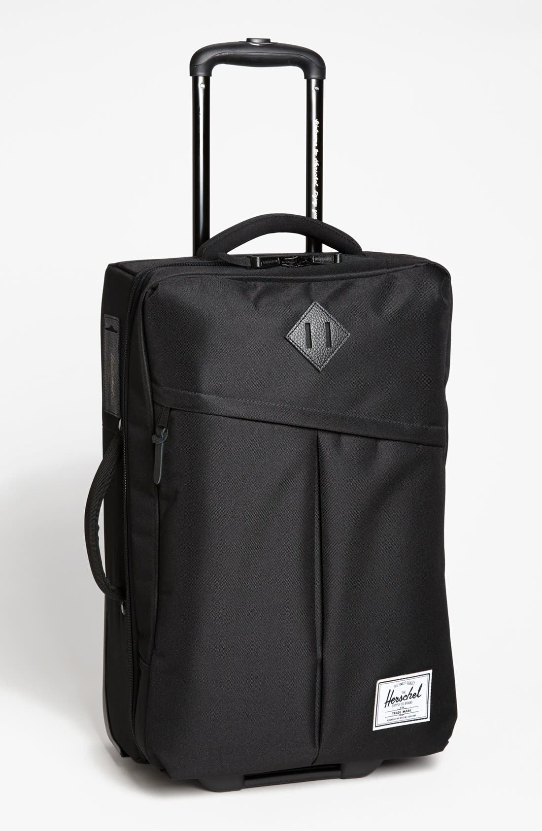 Herschel Supply Co. New Campaign 24-Inch Rolling Suitcase