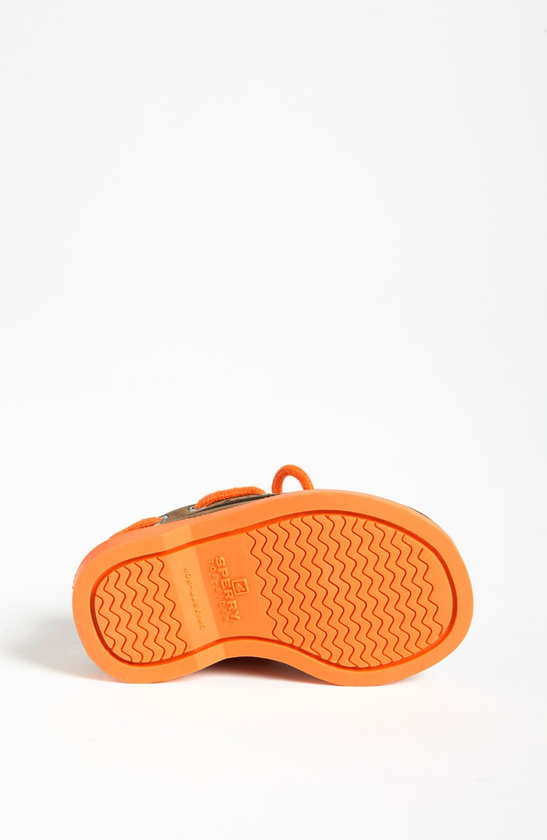 Alternate Image 4  - Sperry Top-Sider® Kids 'Authentic Original' Crib Shoe (Baby) (Online Only)