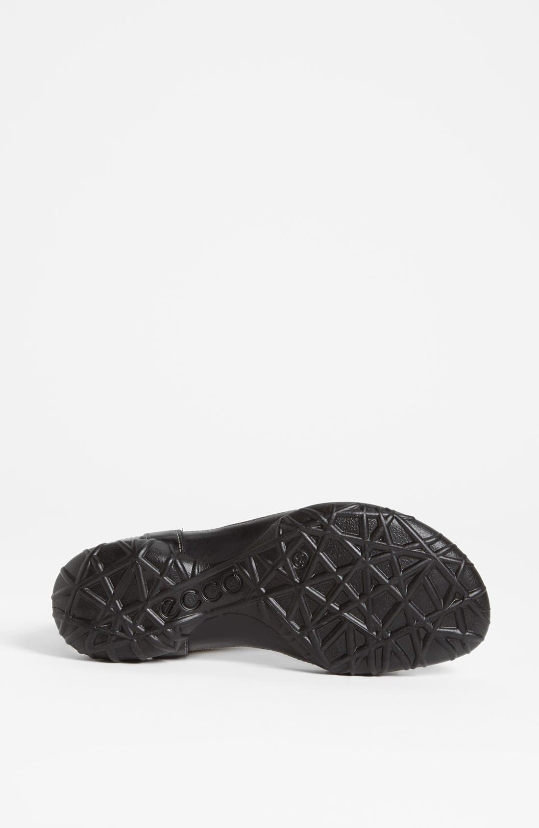 Alternate Image 4  - ECCO 'Groove' Sandal (Special Purchase)