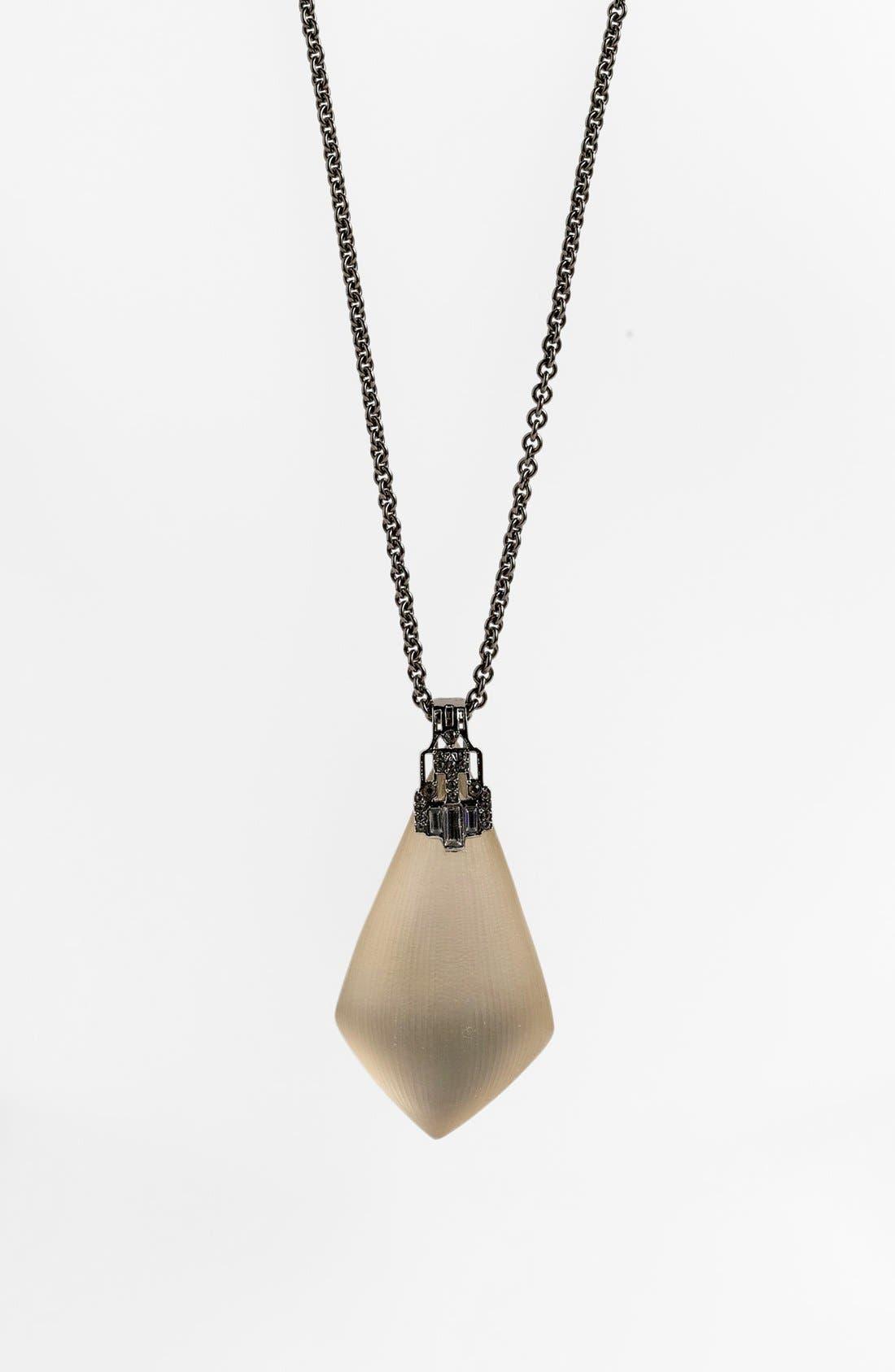 Alternate Image 2  - Alexis Bittar 'Lucite® - Deco' Long Pendant Necklace (Nordstrom Exclusive)