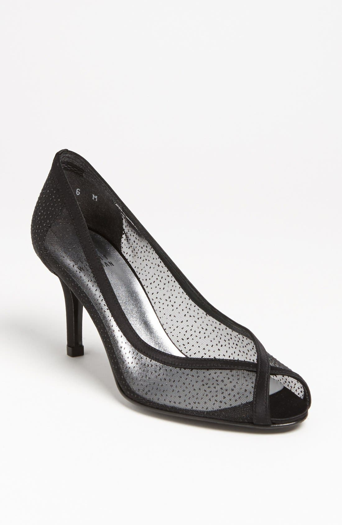 Alternate Image 1 Selected - Stuart Weitzman 'Laceola' Pump
