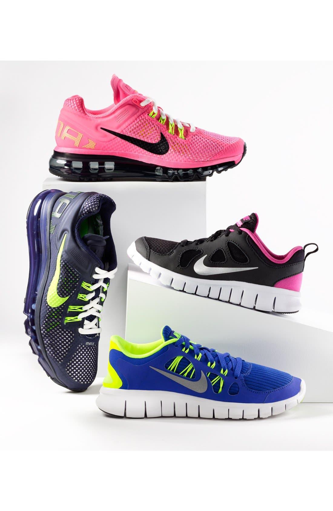 Alternate Image 5  - Nike 'Free Run 5.0' Sneaker (Big Kid)