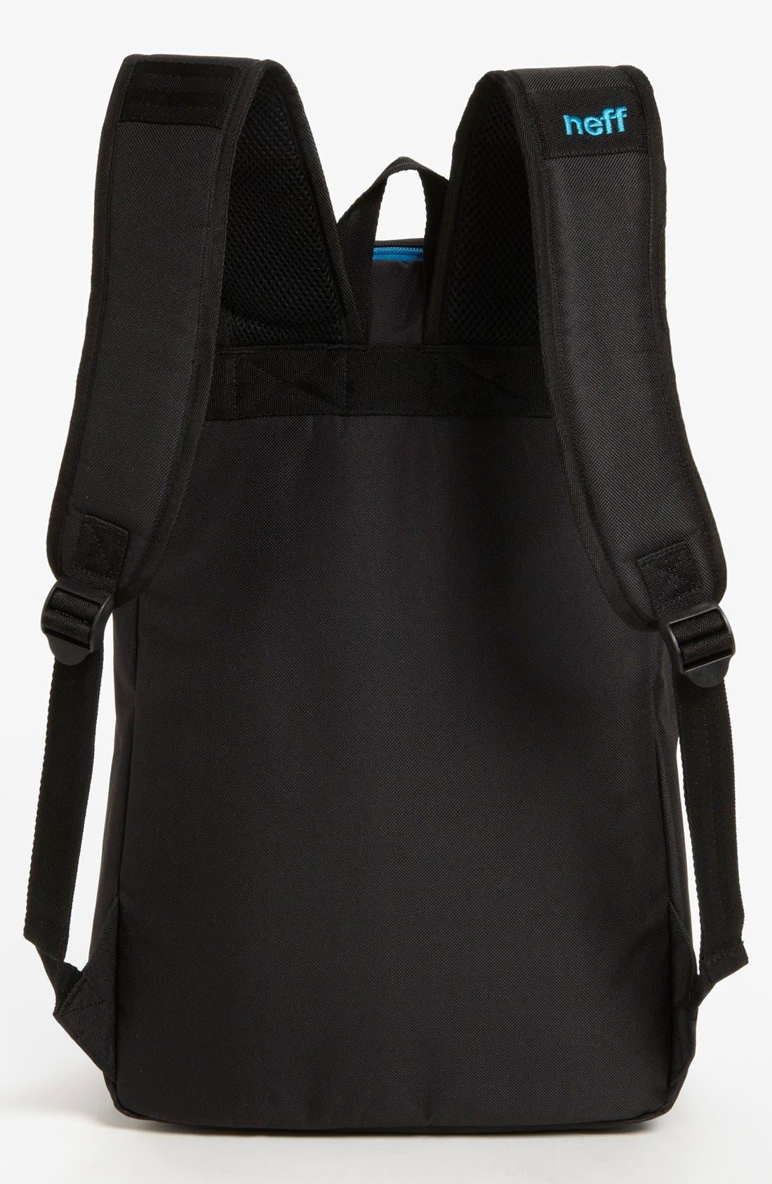 Alternate Image 4  - Neff 'Zolo' Backpack (Boys)