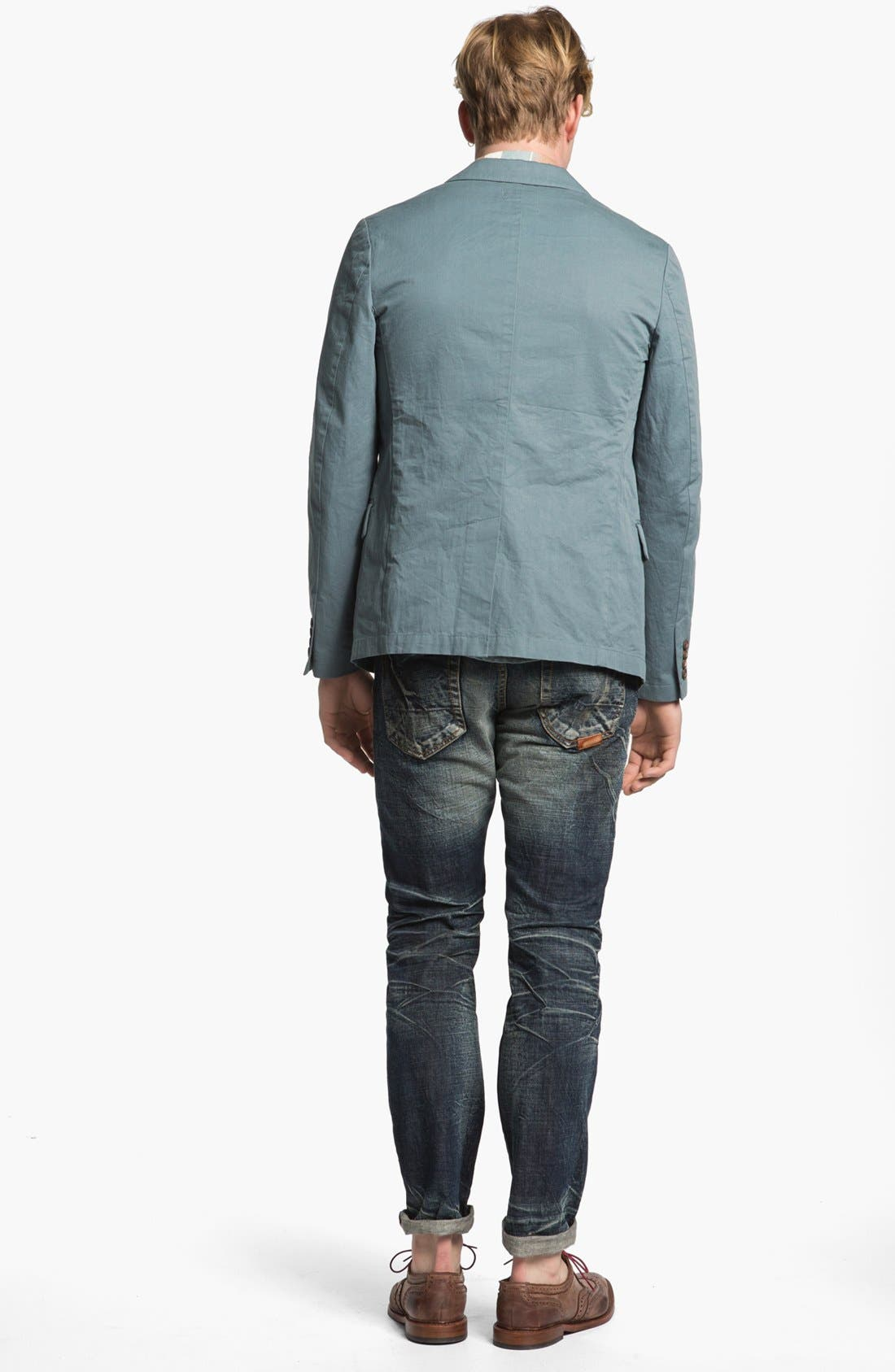 Alternate Image 5  - ZANEROBE 'Blaze' Slim Fit Blazer