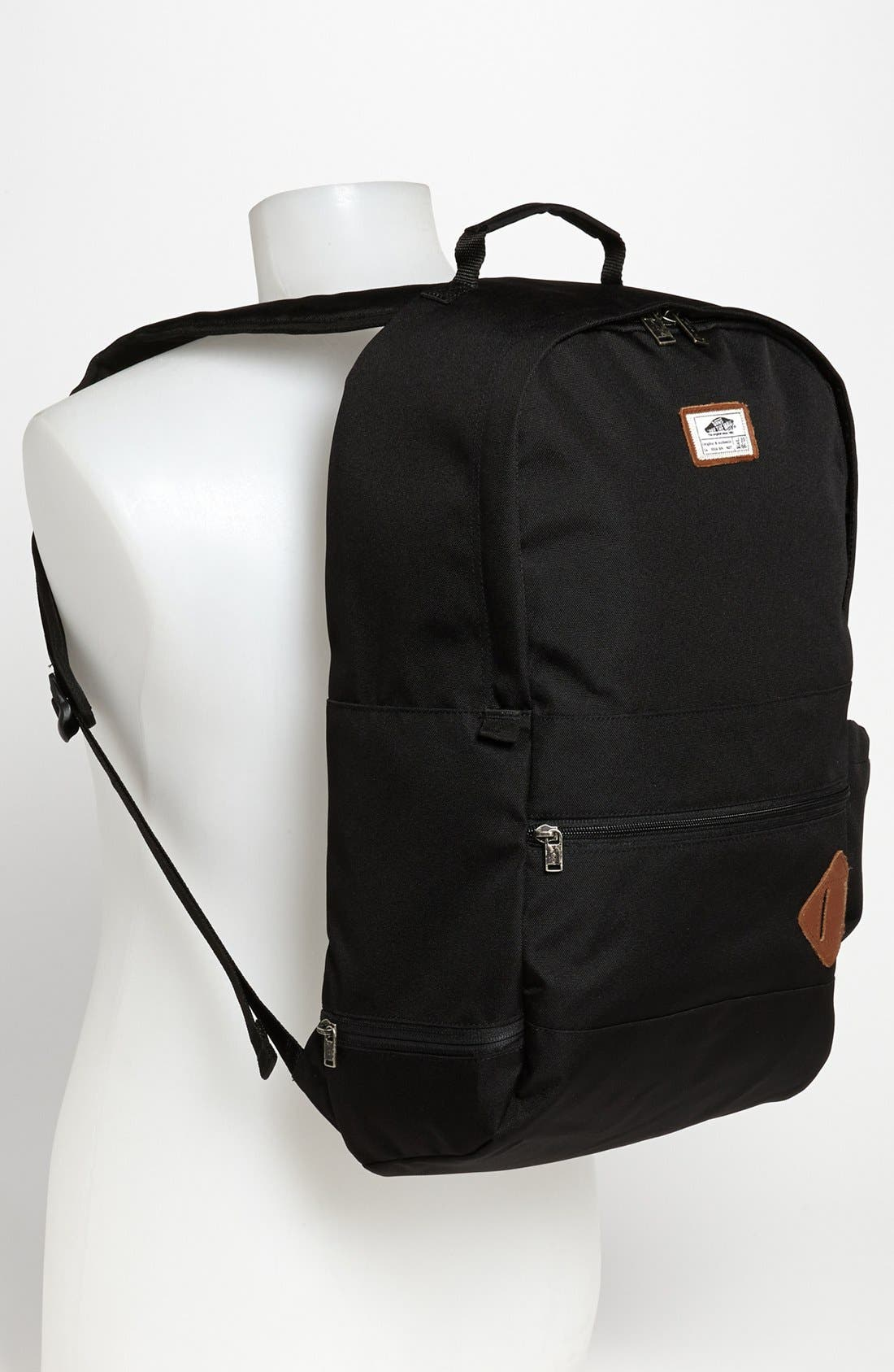 Alternate Image 4  - Vans 'Van Doren II' Backpack