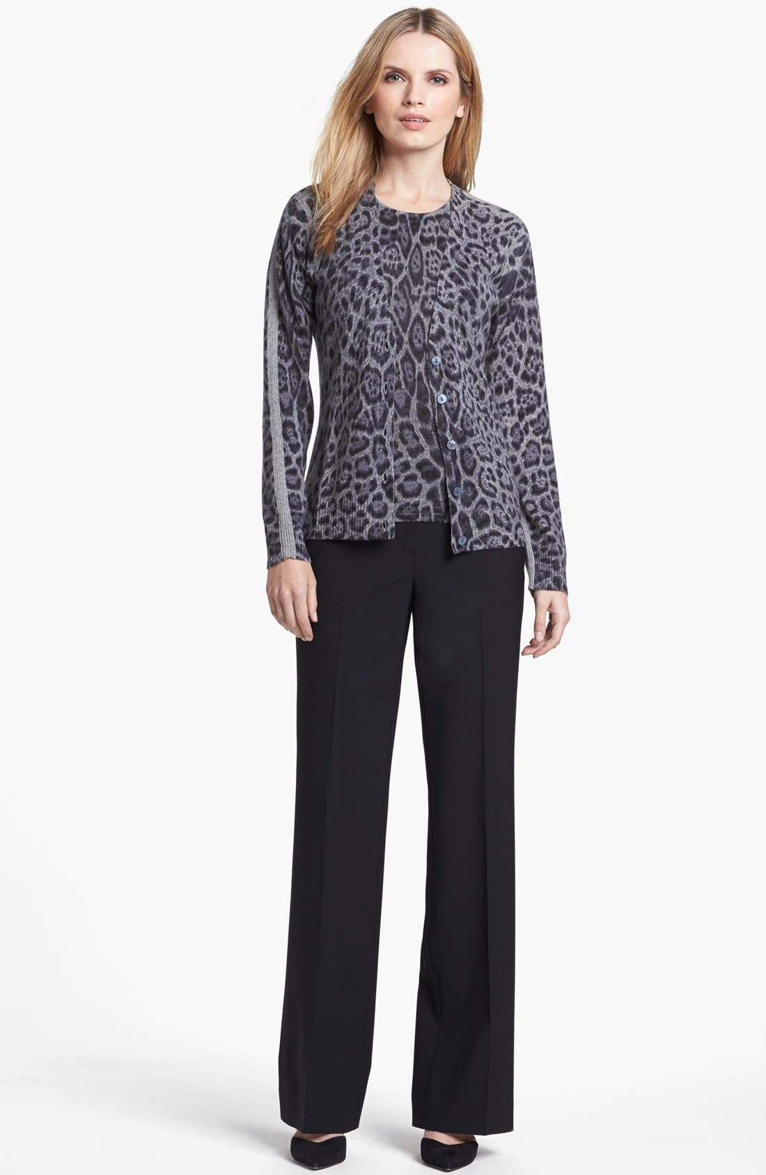 Alternate Image 3  - Classiques Entier® Stretch Wool Trousers