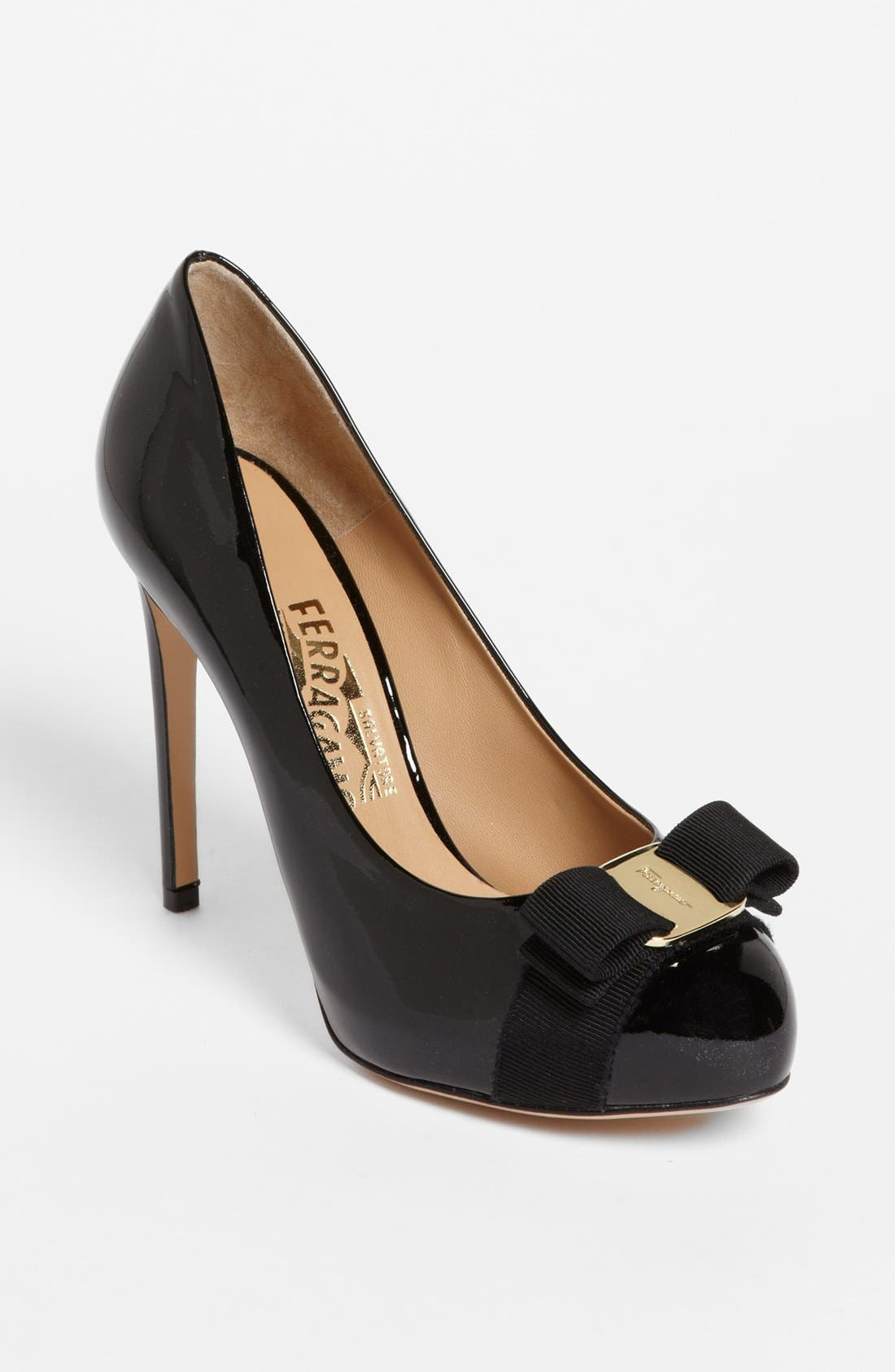 Alternate Image 1 Selected - Salvatore Ferragamo 'Rilly' Pump