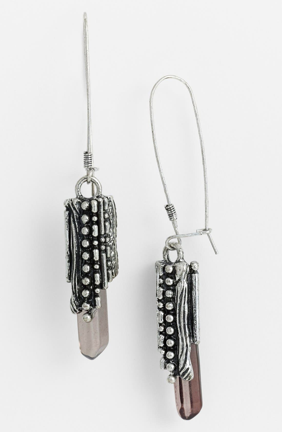 Alternate Image 1 Selected - Robert Rose 'Tunneled Crystals' Earrings