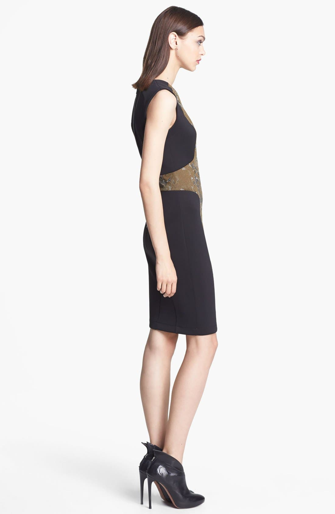 Alternate Image 3  - Robert Rodriguez Framed Print Dress