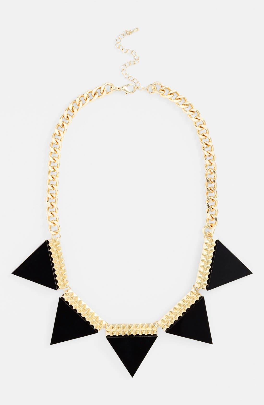 Alternate Image 1 Selected - Leith 'Triangle' Statement Necklace