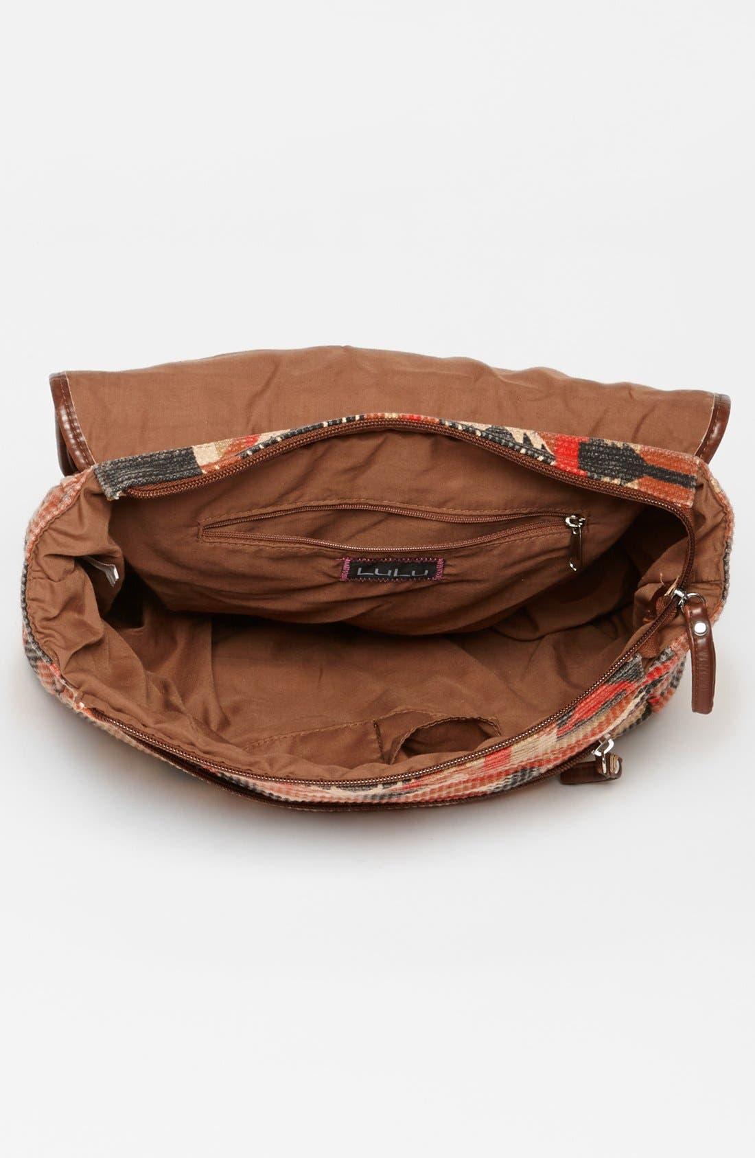 Alternate Image 3  - Lulu Canvas Backpack (Juniors) (Online Only)