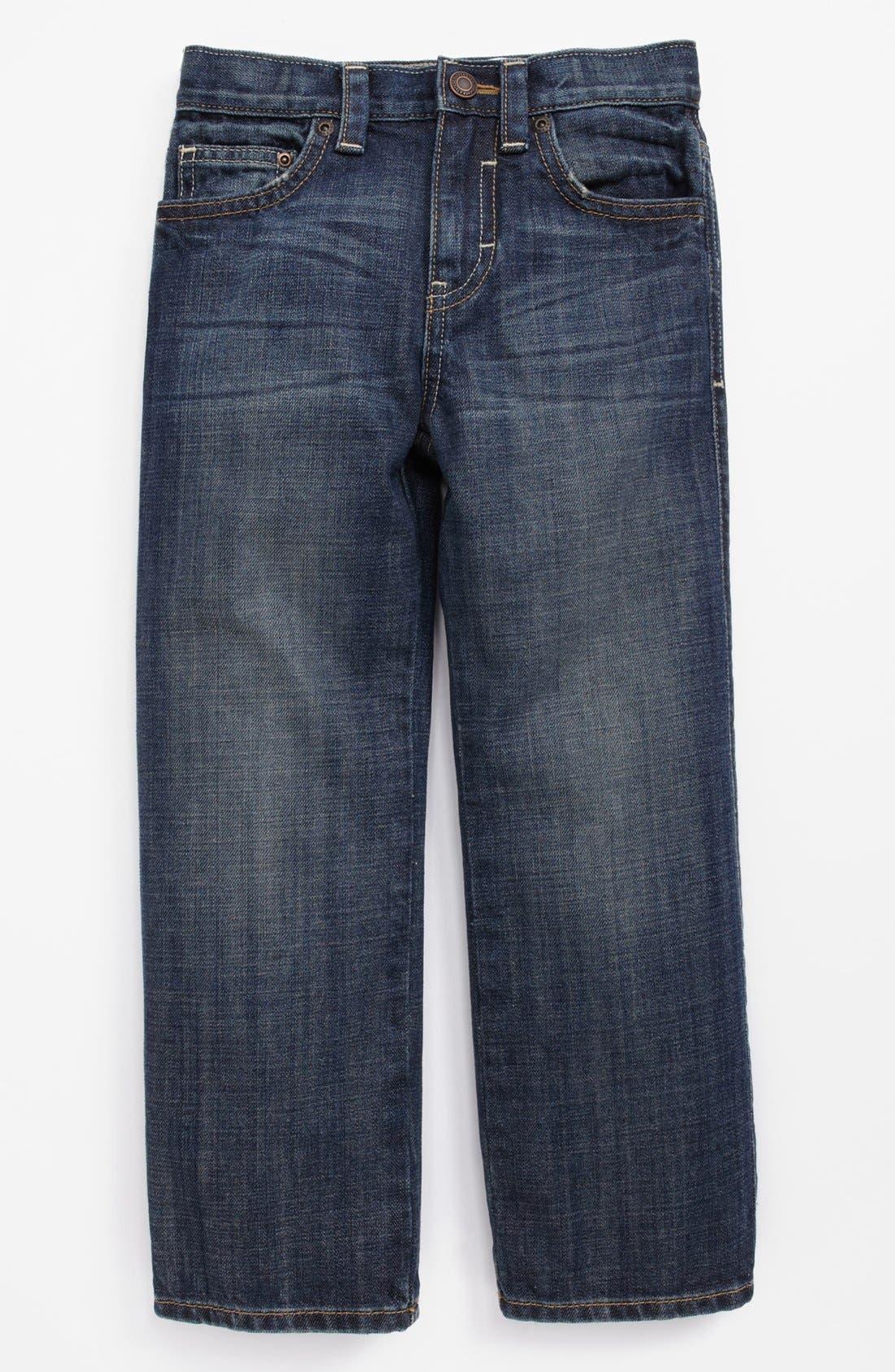 Alternate Image 2  - Tucker + Tate 'Tucker' Straight Leg Jeans (Little Boys)