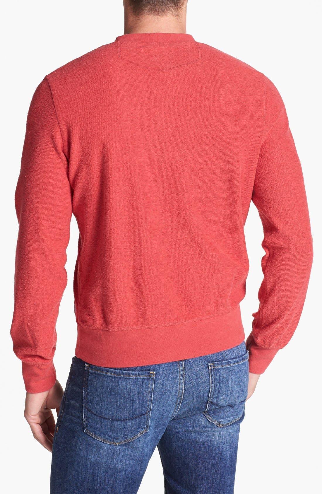 Alternate Image 2  - J. Press York Street Sweat Shirt