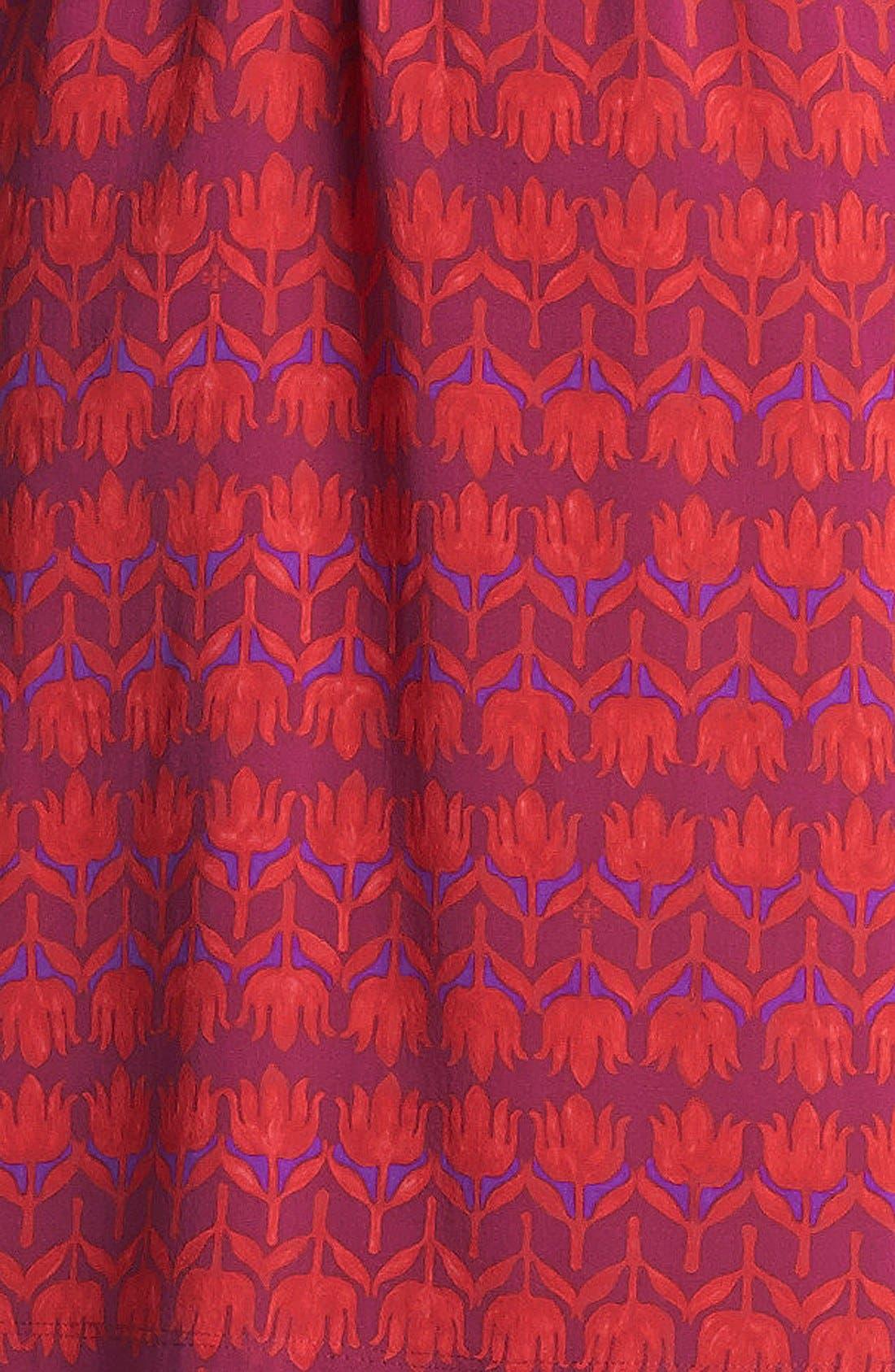 Alternate Image 3  - Tory Burch 'Judi' Silk Shirtdress