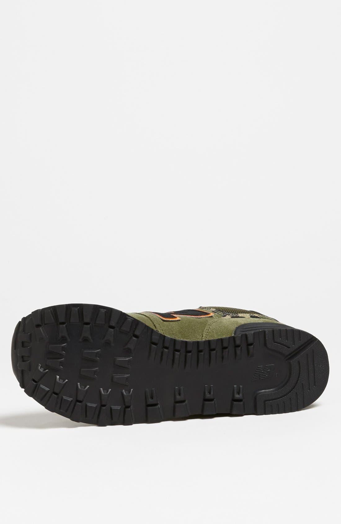 Alternate Image 4  - New Balance '574 Camo' Sneaker (Men)