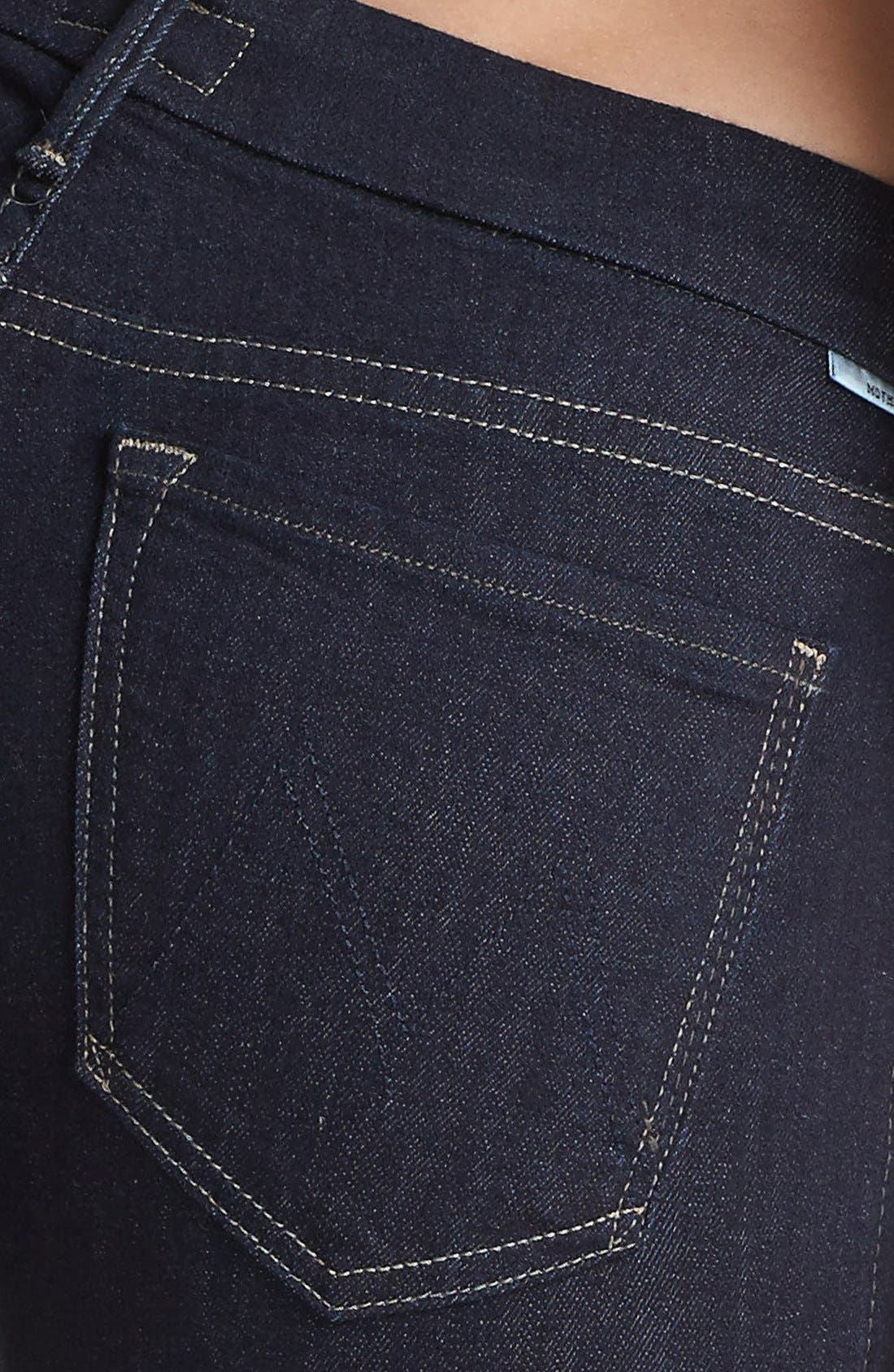 Alternate Image 3  - MOTHER 'The Looker' Skinny Jeans