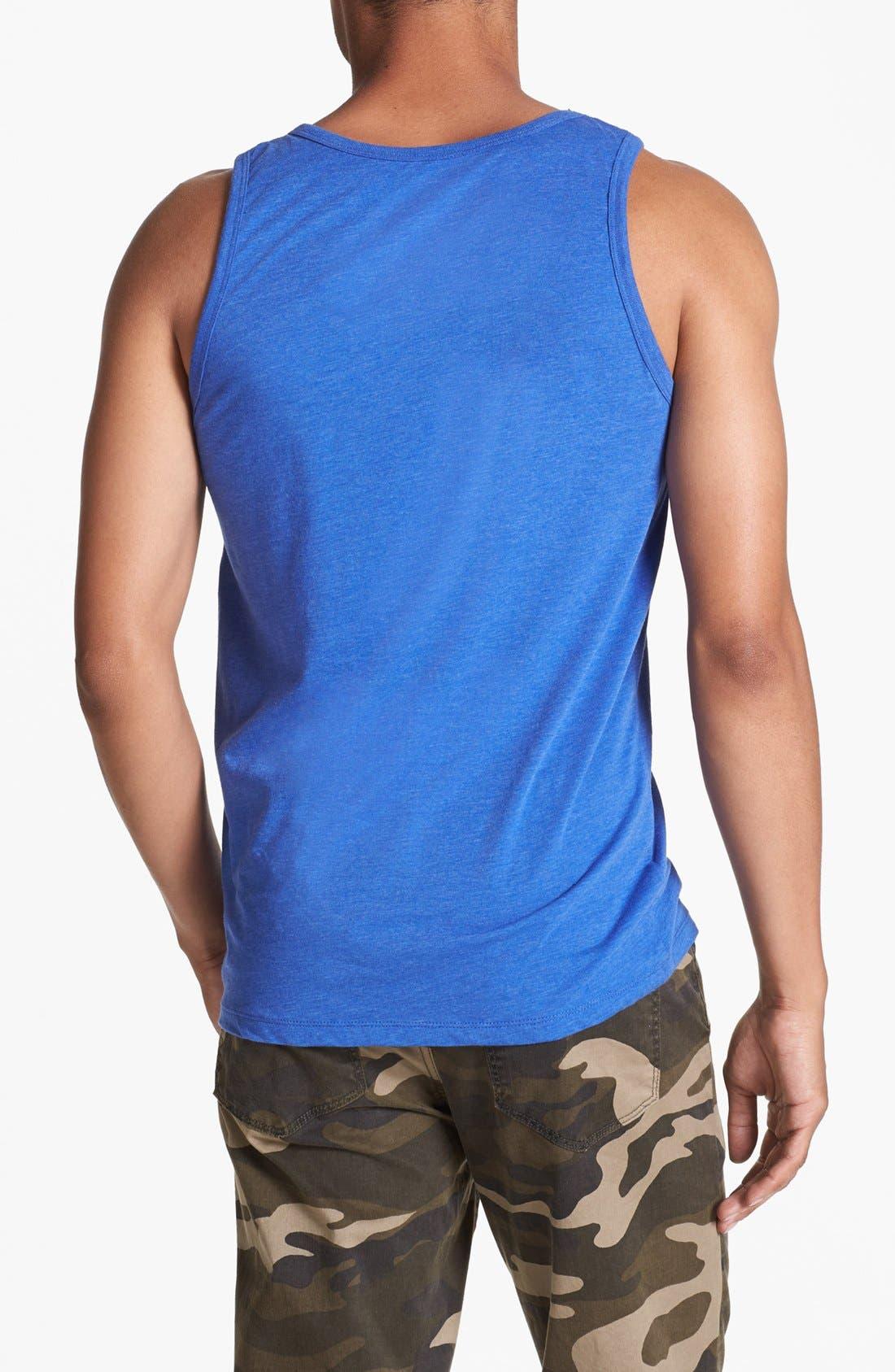 Alternate Image 2  - Headline Shirt 'Captain Merica' Tank Top