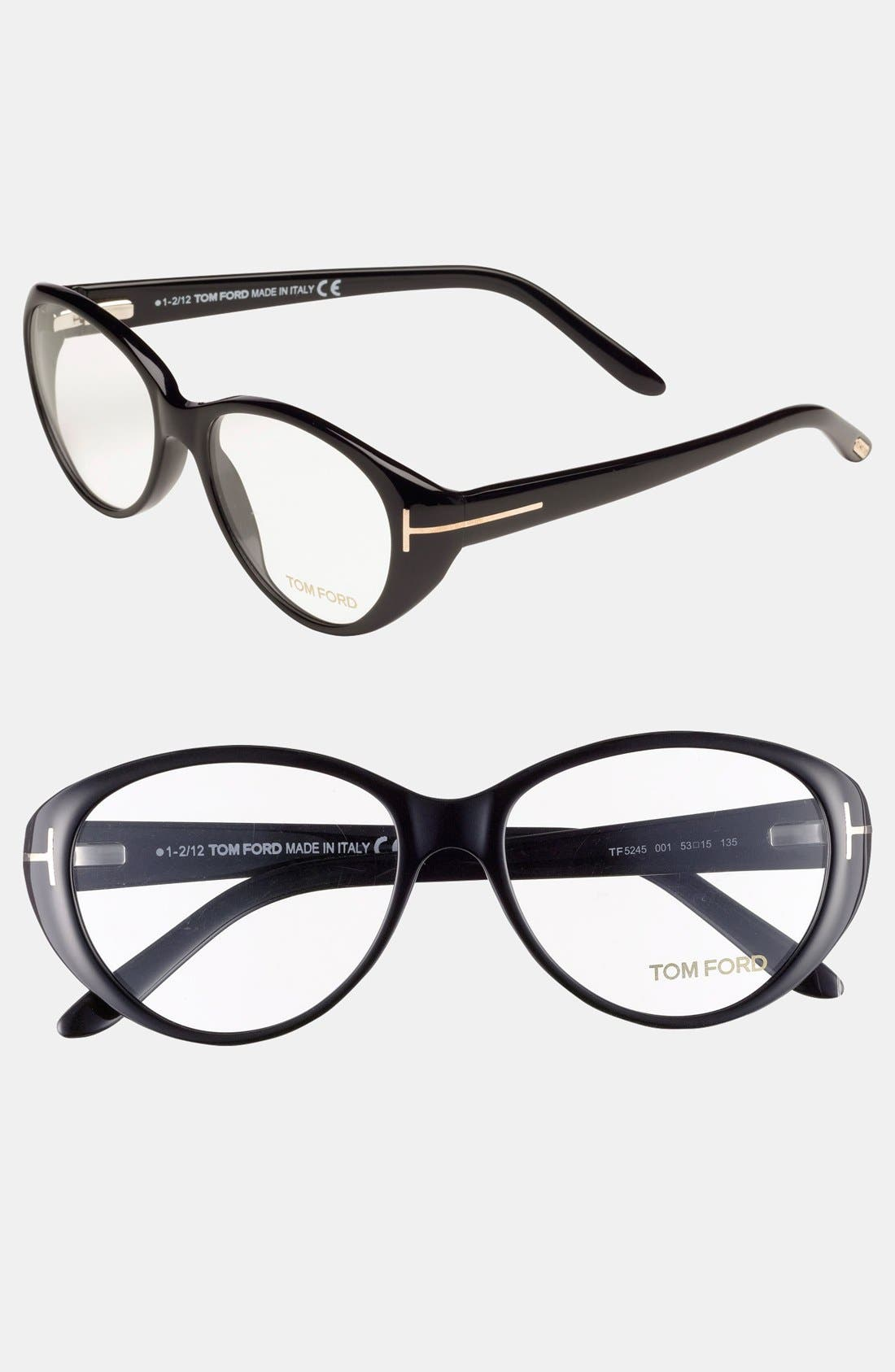 Alternate Image 2  - Tom Ford 53mm Optical Glasses (Online Only)
