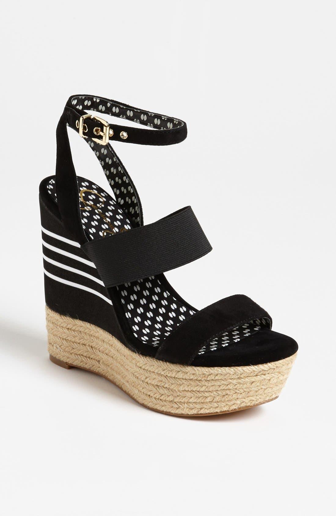 Alternate Image 1 Selected - Jessica Simpson 'Cosset' Sandal