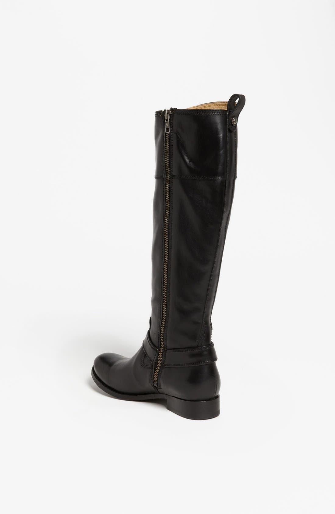 Alternate Image 2  - Frye 'Melissa Harness' Boot (Extended Calf)