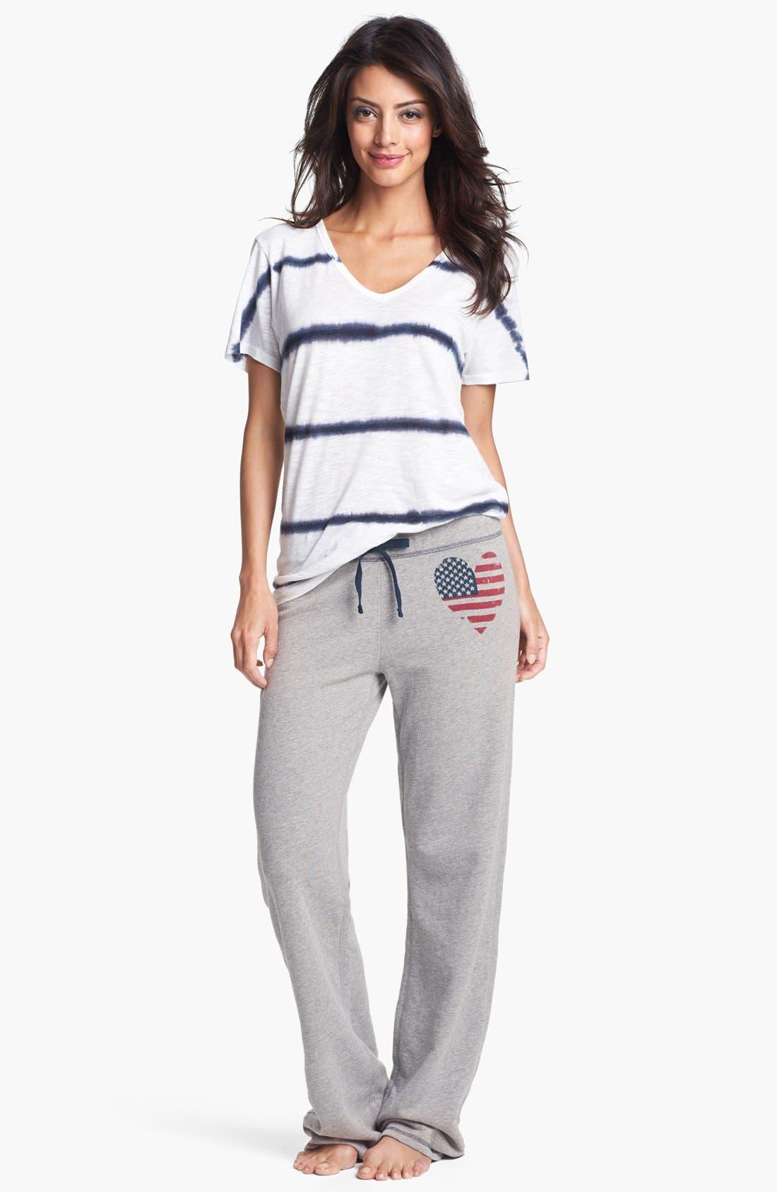 Alternate Image 3  - PJ Salvage 'Stars & Stripes' Pants