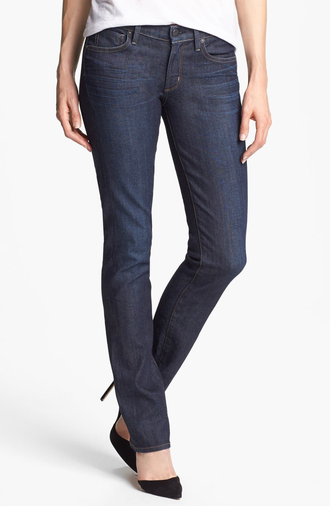 Alternate Image 1 Selected - Citizens of Humanity 'Ava' Straight Leg Jeans (Hush)