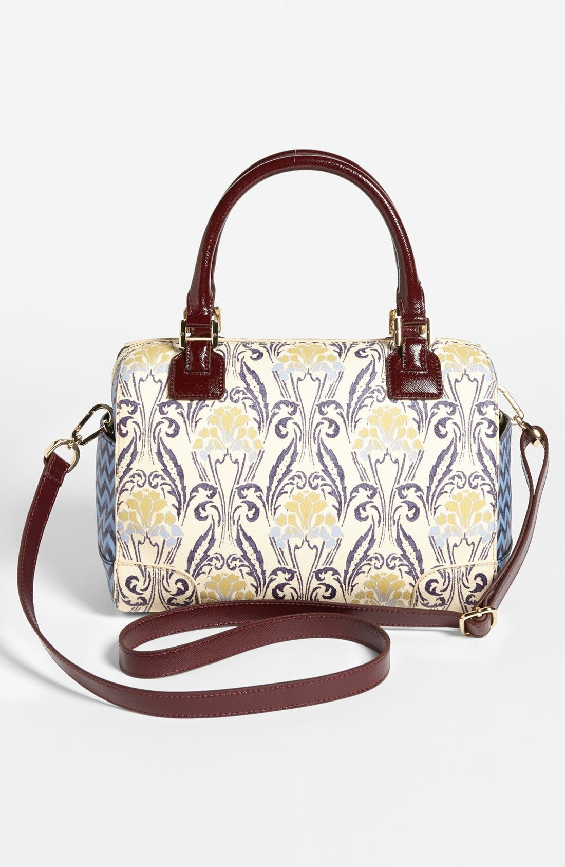 Alternate Image 4  - Tory Burch 'Robinson - Middy' Satchel