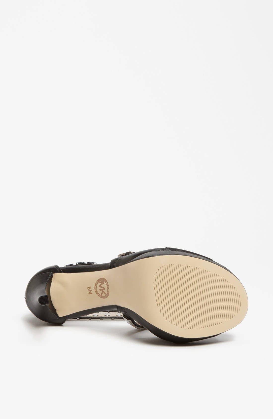 Alternate Image 4  - MICHAEL Michael Kors 'Chantalle' Sandal