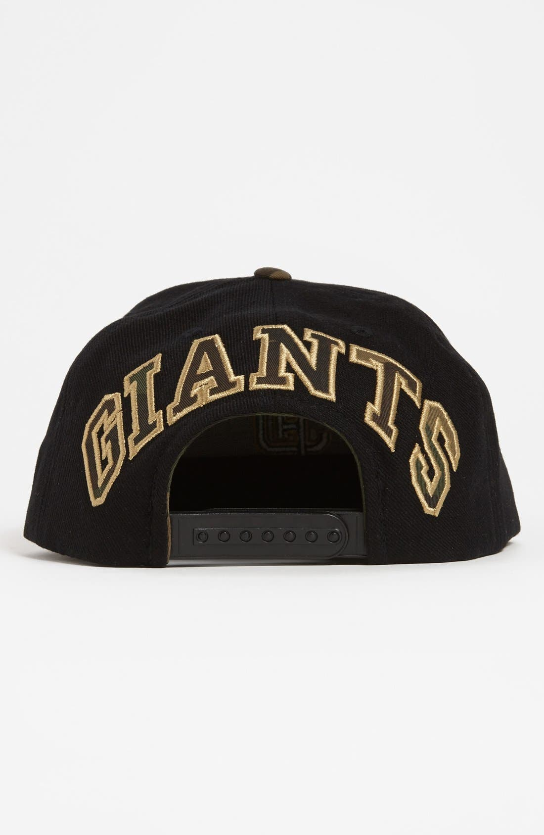 Alternate Image 2  - American Needle 'San Francisco Giants - Blockhead Camo' Snapback Baseball Cap