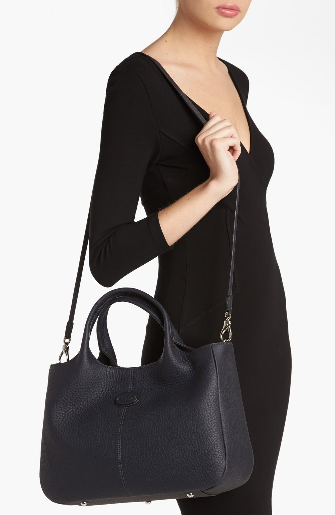 Alternate Image 2  - Tod's 'ALH - Piccola' Shopping Tote