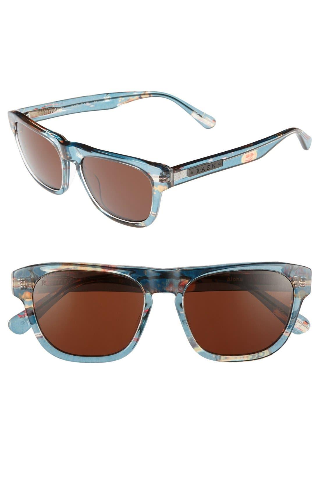 Alternate Image 1 Selected - RAEN 'Nevin' 54mm Sunglasses