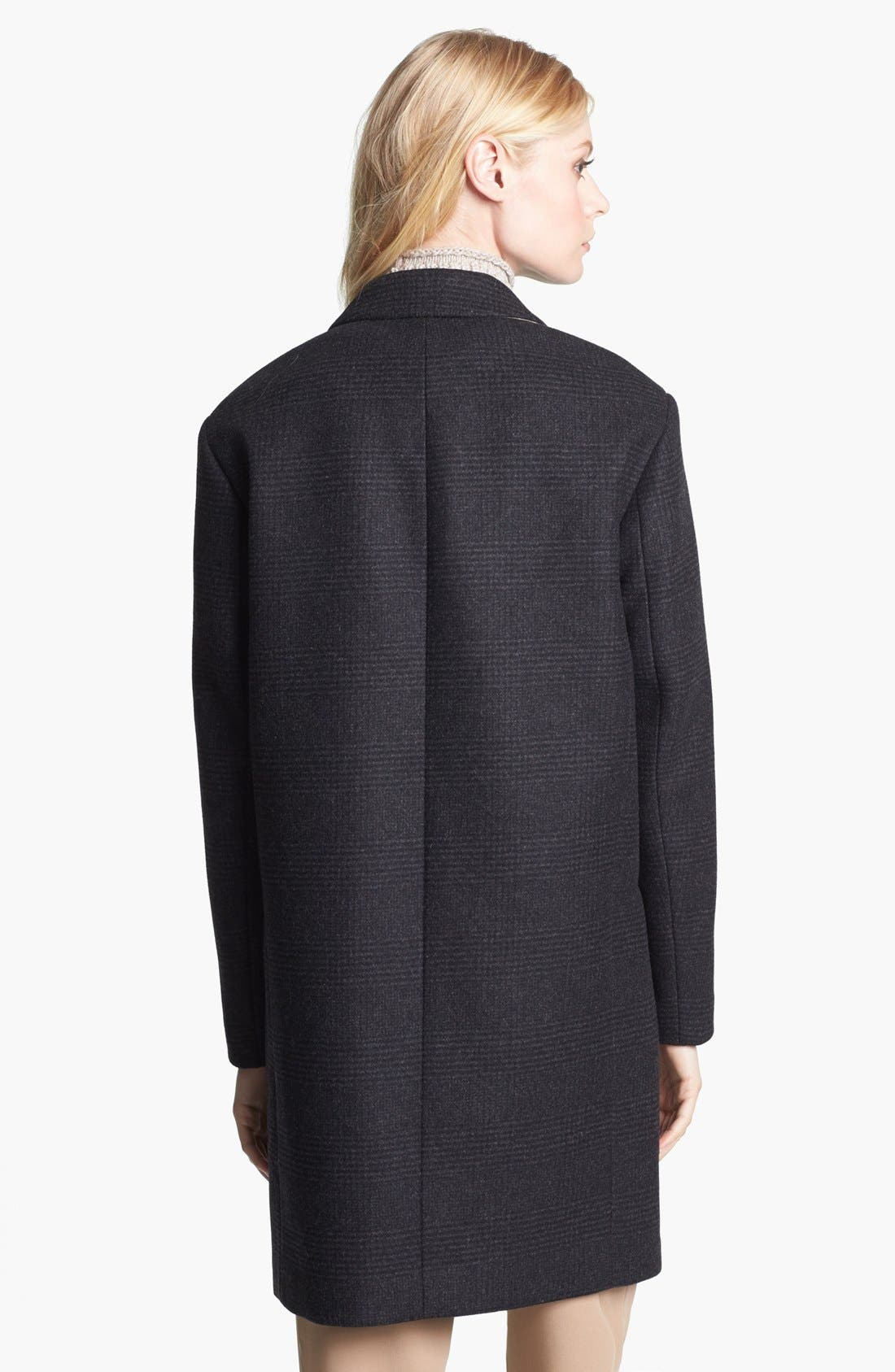 Alternate Image 2  - Theory 'Elibeth' Wool Blend Coat