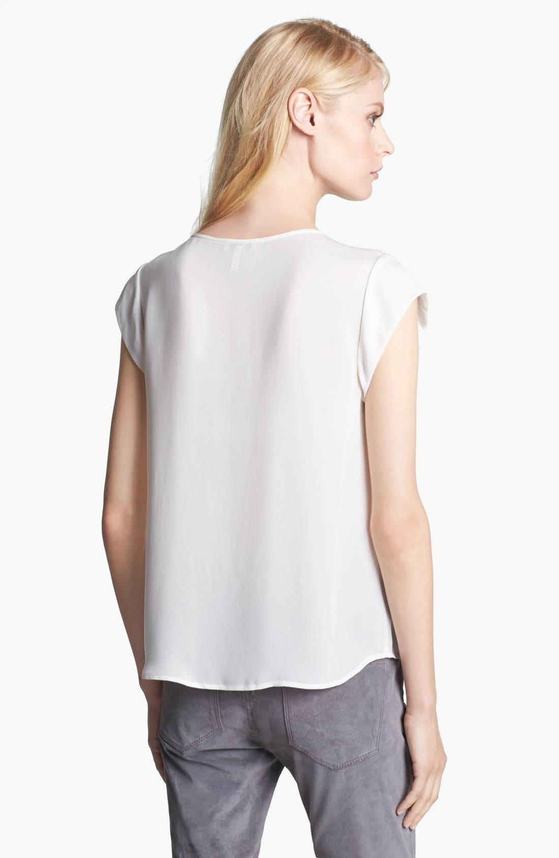 Alternate Image 2  - Joie 'Dimante' Silk Top