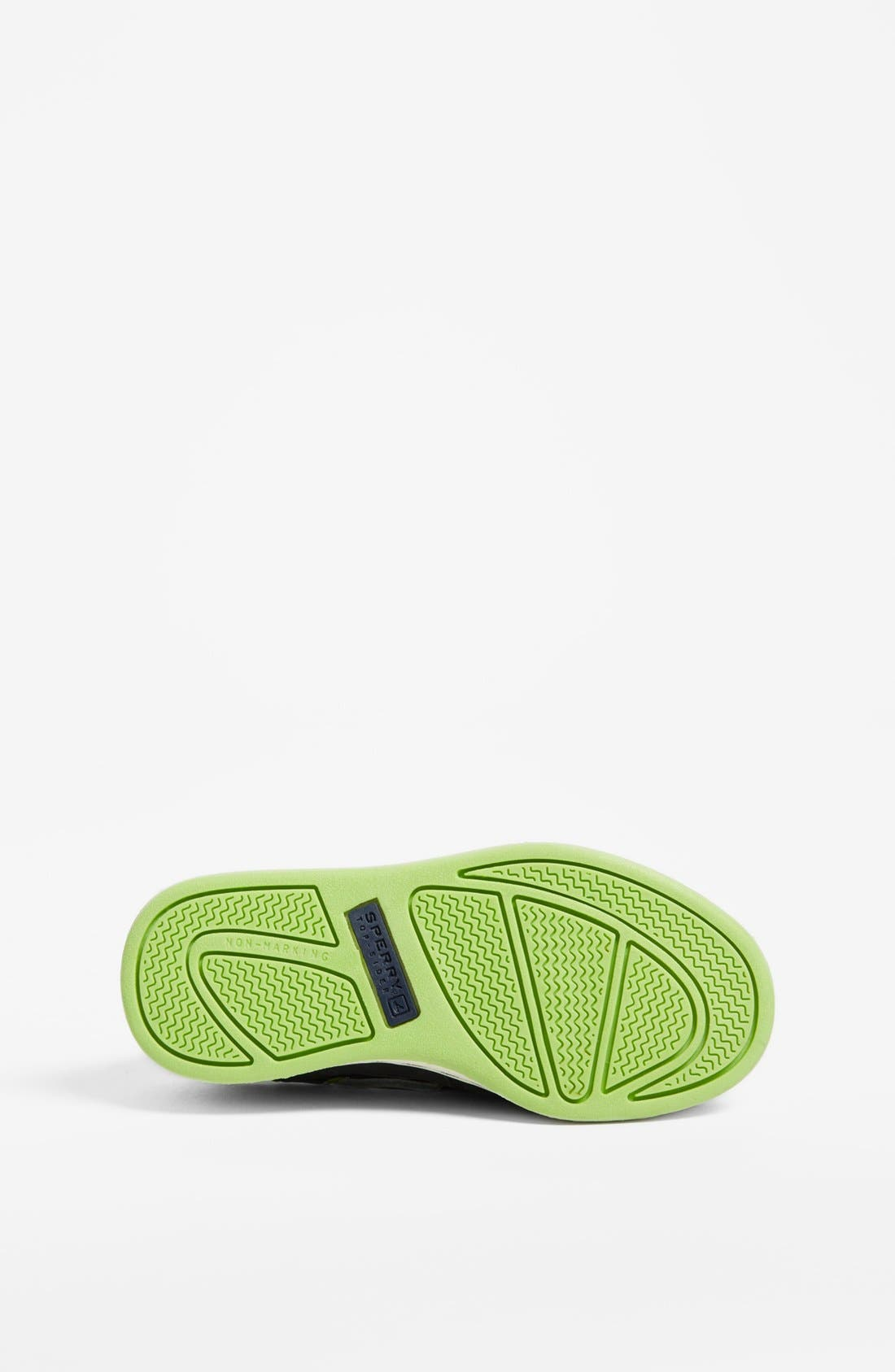 Alternate Image 4  - Sperry Top-Sider® Kids 'Authentic Original' Slip-On (Toddler) (Online Only)
