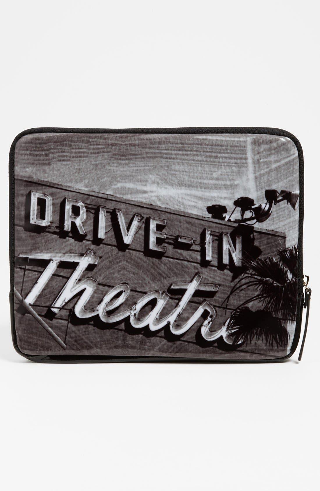 Alternate Image 4  - kate spade new york 'drive-in movie' iPad sleeve
