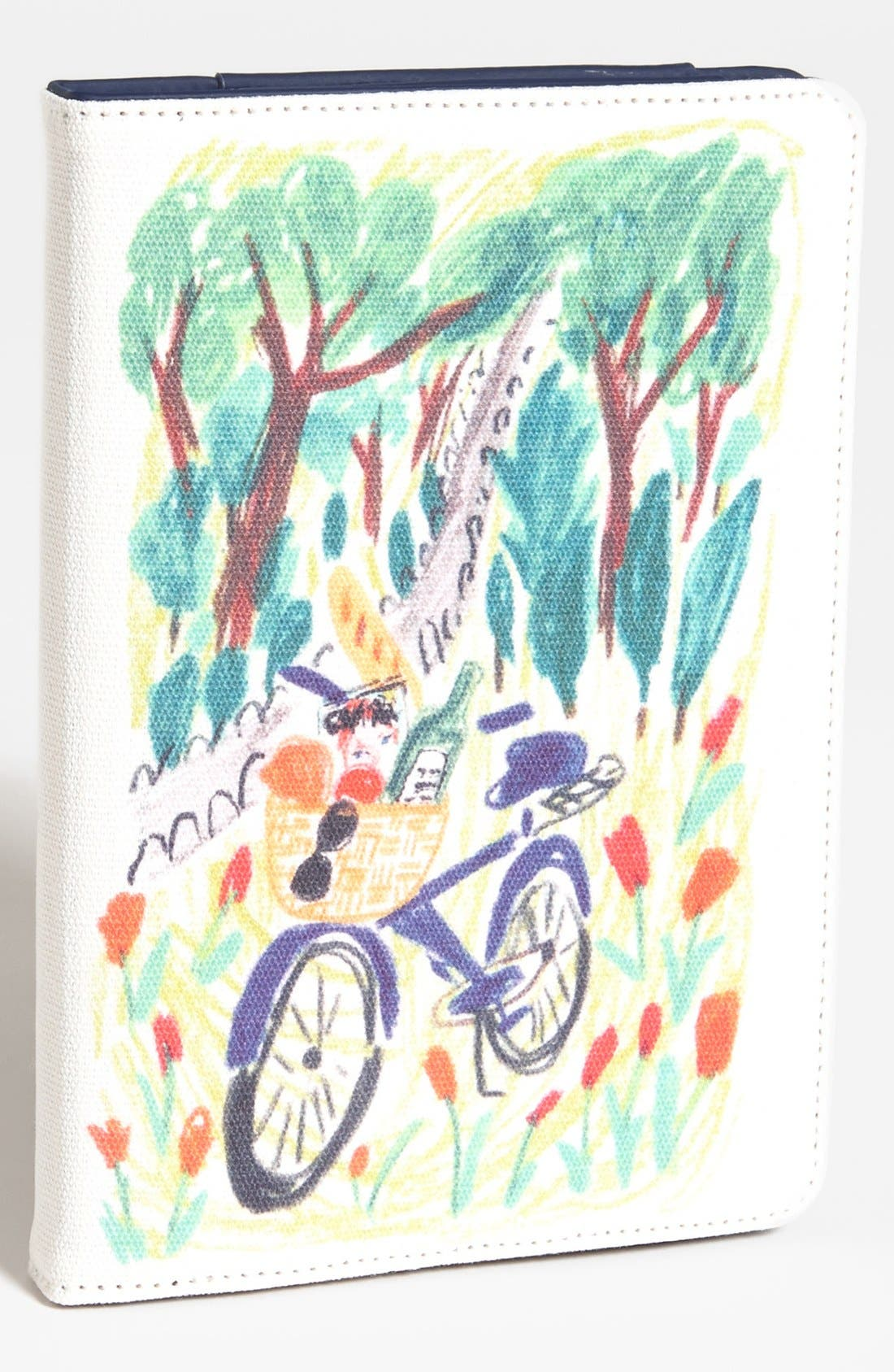 Alternate Image 1 Selected - kate spade new york 'bella picnic' iPad mini folio