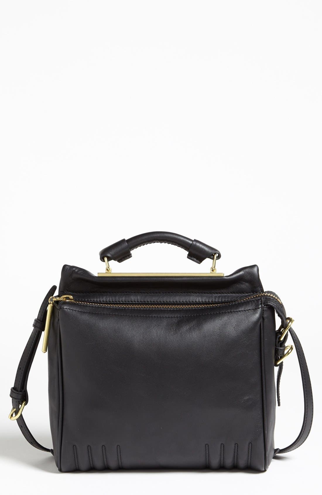 Alternate Image 1 Selected - 3.1 Phillip Lim 'Small Ryder' Leather Satchel