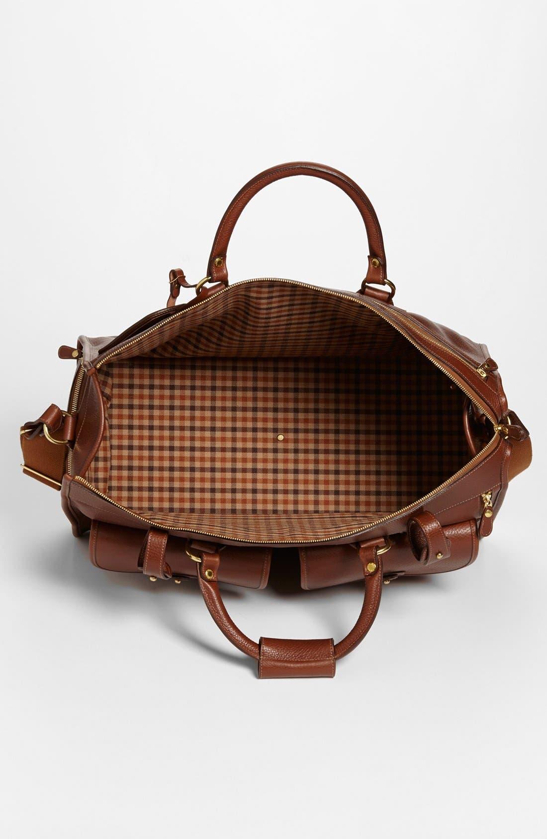 Alternate Image 3  - Ghurka 'Express' Leather  Bag