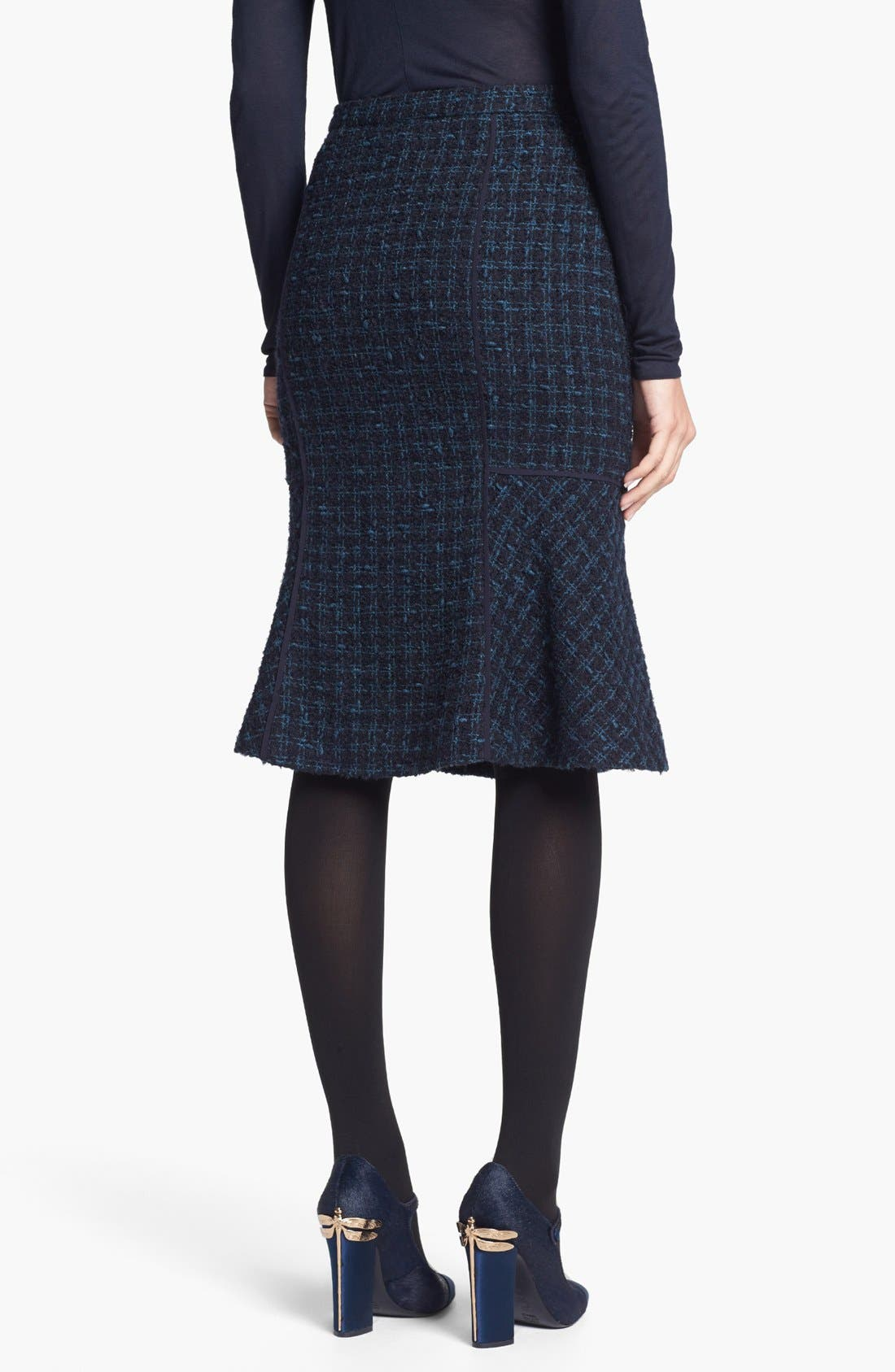 Alternate Image 2  - Tory Burch 'Sloane' Tweed Skirt