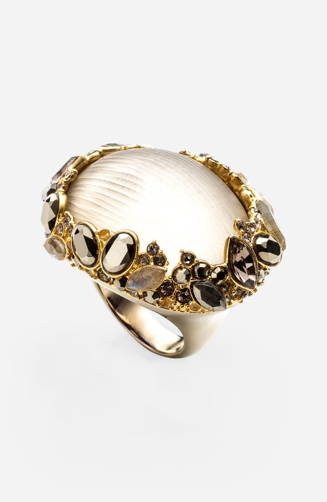 Alternate Image 1 Selected - Alexis Bittar 'Lucite® - Neo Bohemian' Statement Ring