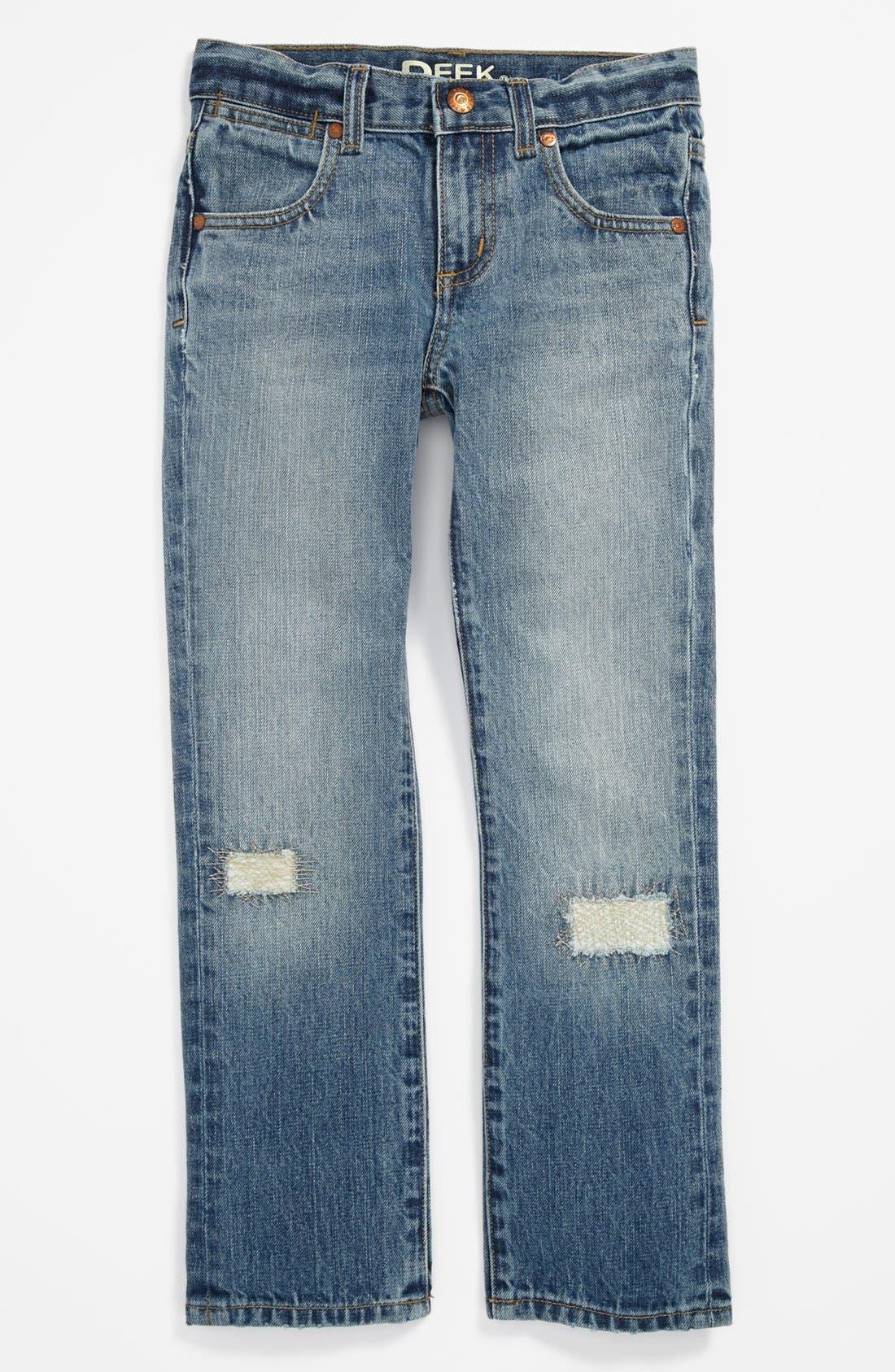 Alternate Image 2  - Peek 'Ellis' Straight Leg Jeans (Toddler Boys, Little Boys & Big Boys)