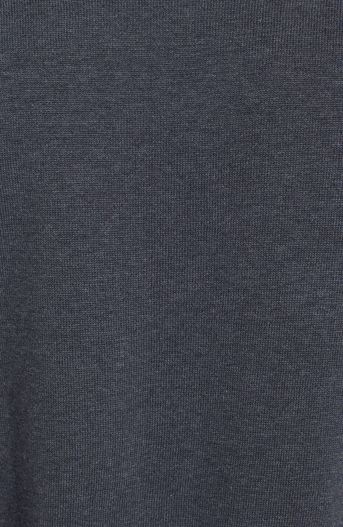Alternate Image 3  - Zegna Sport Water Repellent Crew Neck Sweater