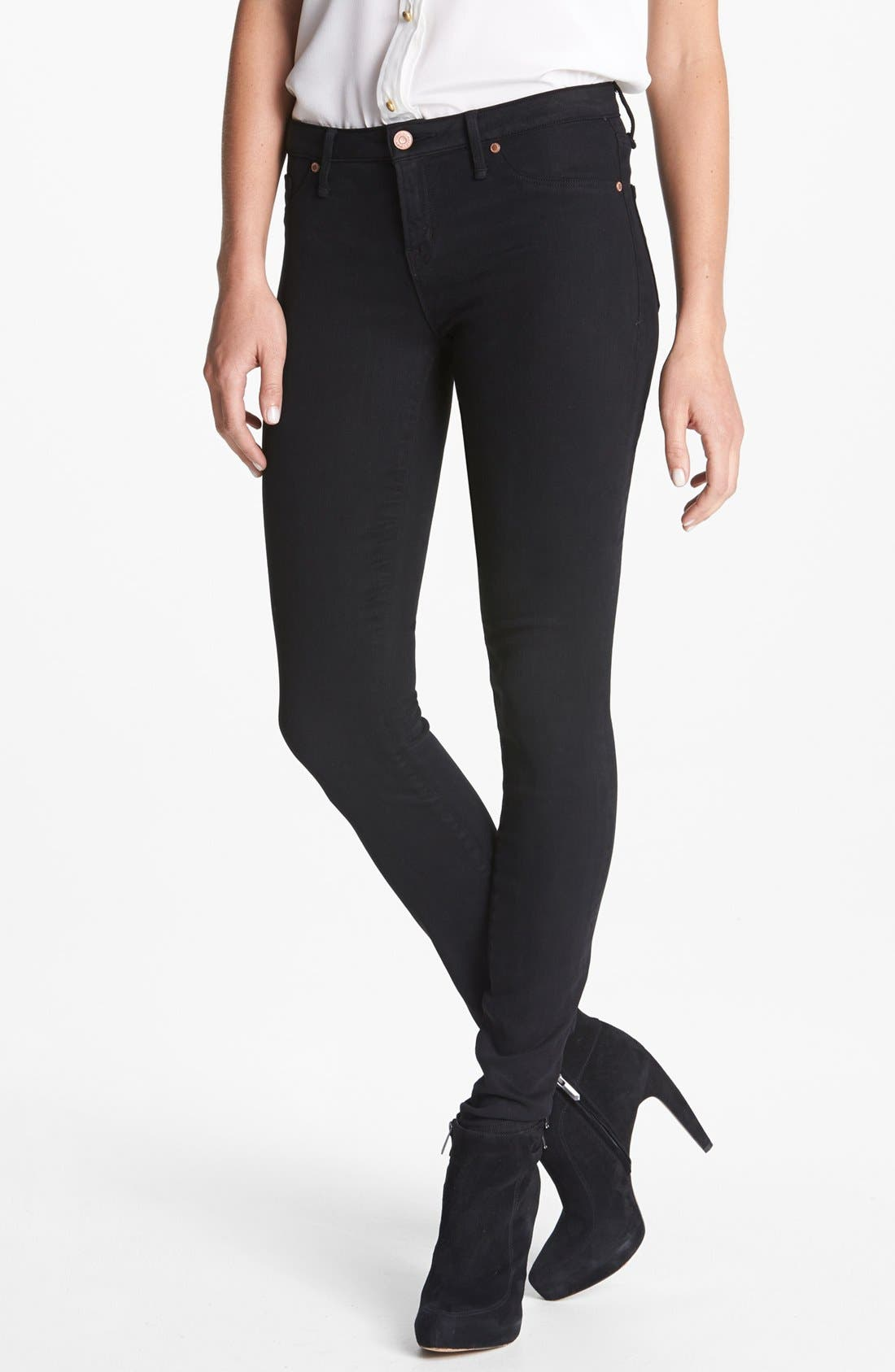 Alternate Image 1 Selected - MARC BY MARC JACOBS 'Stick' Colored Skinny Stretch Jeans