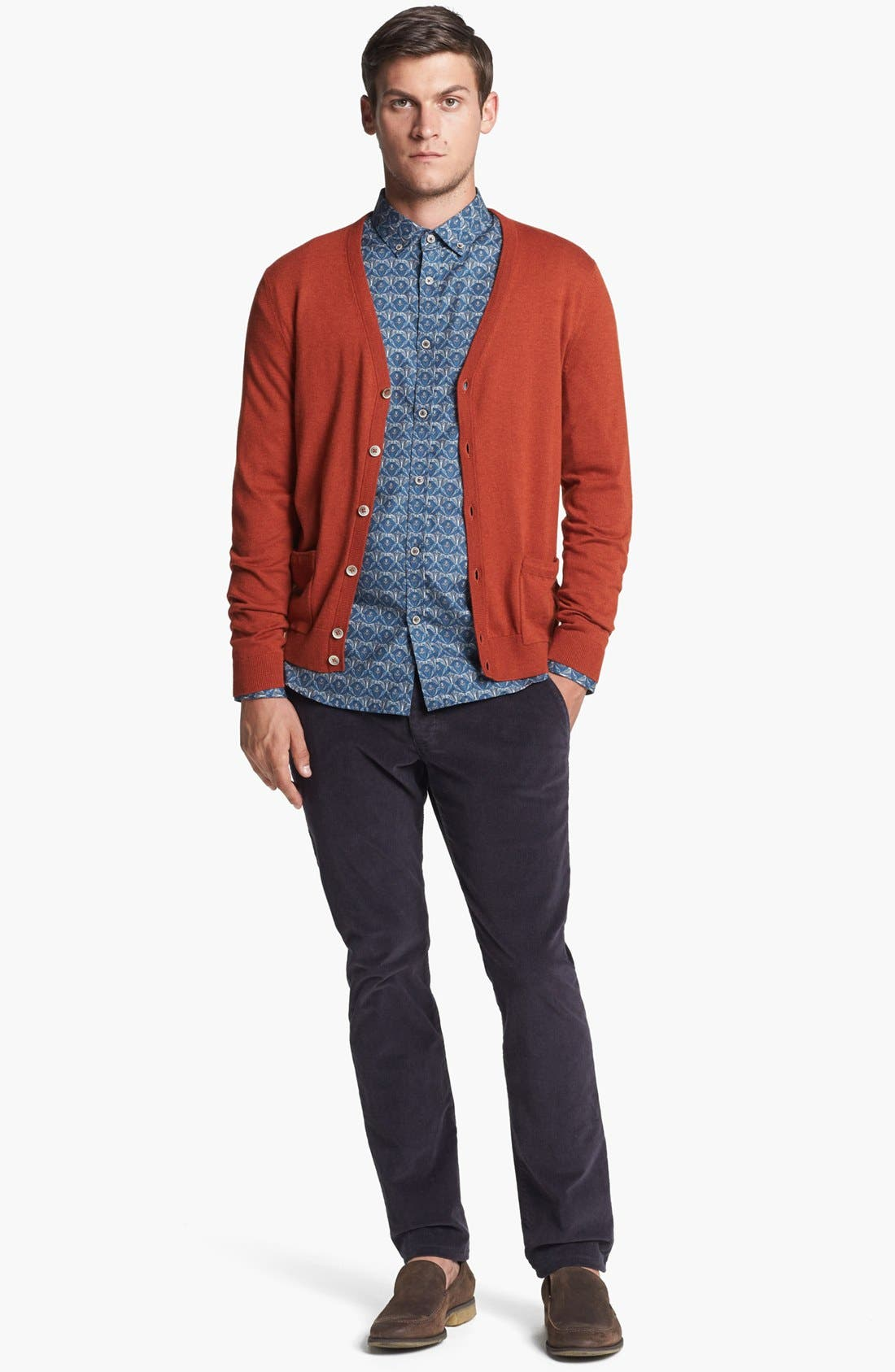 Alternate Image 4  - BOSS HUGO BOSS 'Maris' Cardigan