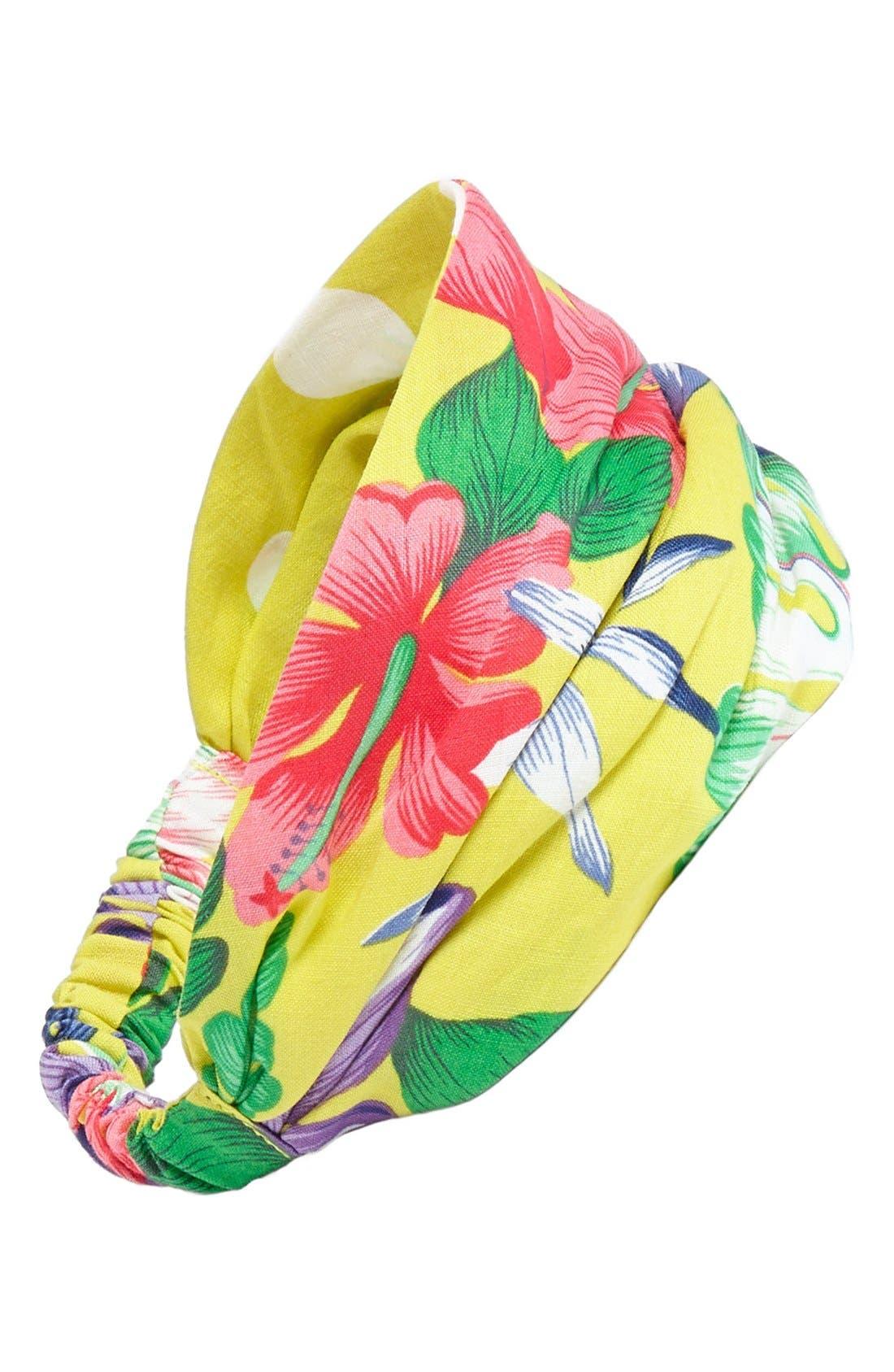 Main Image - Cara Reversible Head Wrap