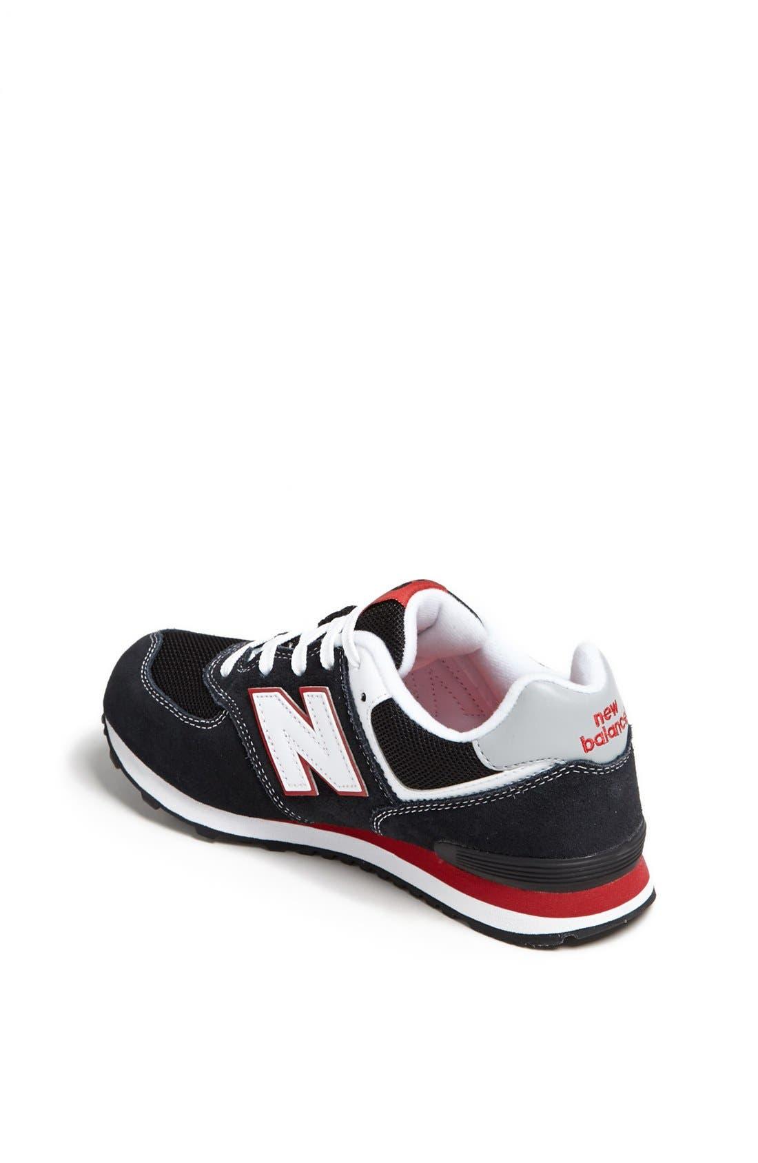 Alternate Image 2  - New Balance '574 Classic' Sneaker (Baby, Walker, Toddler, Little Kid & Big Kid)