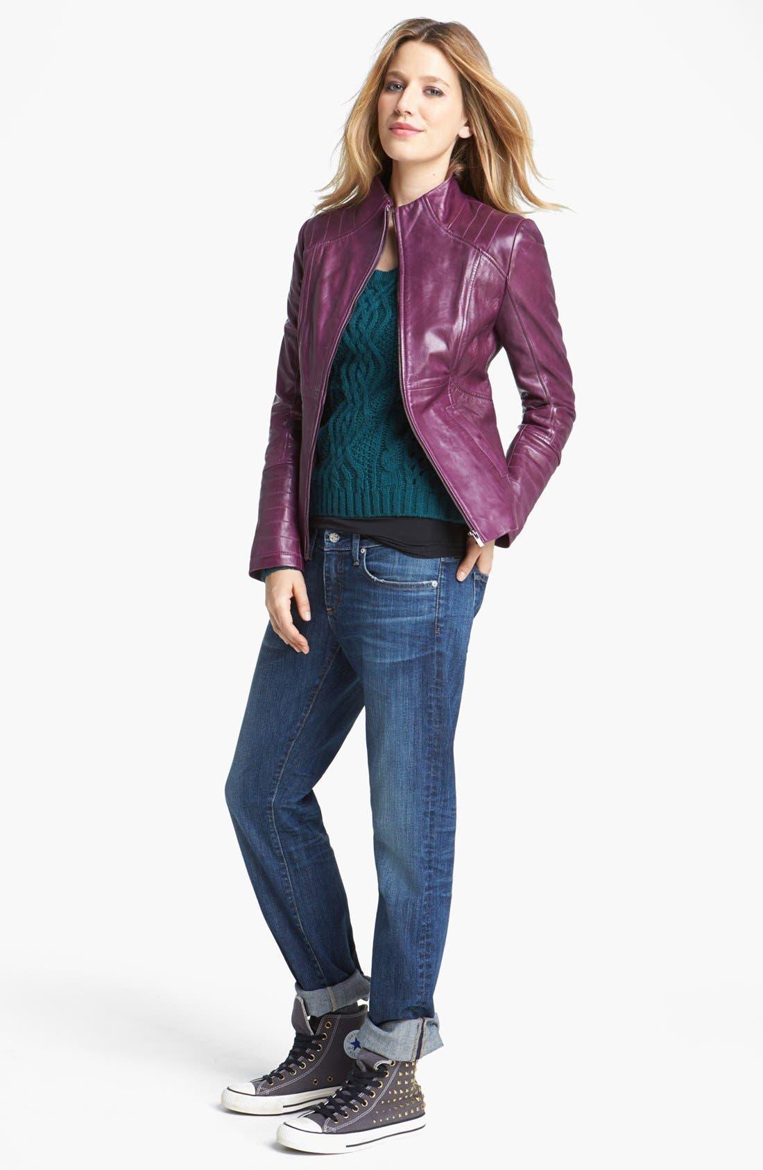 Alternate Image 5  - Converse Chuck Taylor® All Star® 'Collar Studs' Sneaker (Women)